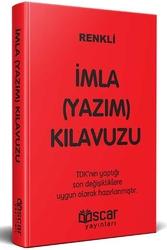 Oscar Yayınları - Renkli Yazım İmla Klavuzu Oscar Yayınları