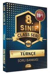 Robert Yayınları - Robert Yayınları 8. Sınıf Türkçe Class Seri Soru Bankası