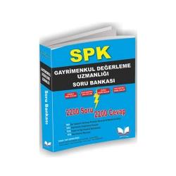 Roper Yayınları - Roper Yayınları SPK Gayrimenkul Değerleme Uzmanlığı Soru Bankası
