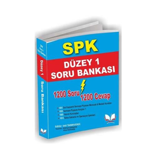 Roper Yayınları SPK Lisanslama Düzey 1 Soru Bankası