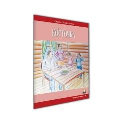 Kapadokya Yayınları - Rusça Hikaye - Erik Çekirdeği - Kapadokya Yayınları