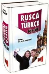 Yargı Yayınları - Rusça Türkçe Sözlük - Yargı Yayınevi