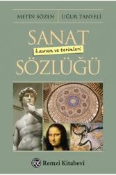 Remzi Kitabevi - Sanat Kavram ve Terimleri Sözlüğü Remzi Kitabevi
