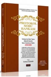 Savaş Yayınevi - Savaş Yayınevi Protokol Soru Bankası