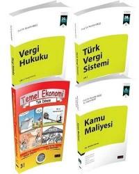 Savaş Yayınevi - Savaş Yayınları 2016 İdari Hakimlik İktisat, Vergi, Maliye Konu Anlatımlı Set