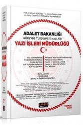 Savaş Yayınevi - Savaş Yayınları 2020 Adalet Bakanlığı GYS Sınavları Yazı İşleri Müdürlüğü Konu Anlatımı ve 1000 Soru