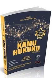 Savaş Yayınevi - Savaş Yayınları 2020 BEST OF Kamu Hukuku Tamamı Çözümlü Soru Bankası
