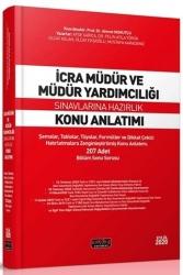 Savaş Yayınevi - Savaş Yayınları 2020 İcra Müdür ve Müdür Yardımcılığı Konu Anlatımı