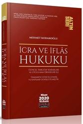 Savaş Yayınevi - Savaş Yayınları 2020 İcra ve İflas Hukuku Altın Seri 10. Baskı