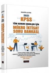 Savaş Yayınevi - Savaş Yayınları 2021 KPSS ve Tüm Kurum Sınavları İçin Mikro İktisat Soru Bankası