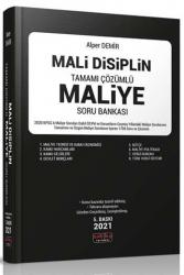 Savaş Yayınevi - Savaş Yayınları 2021 Mali Disiplin Tamamı Çözümlü Maliye Soru Bankası