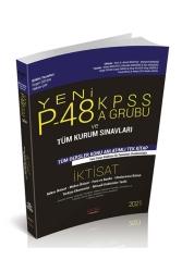 Savaş Yayınevi - Savaş Yayınları 2021 P48 KPSS A Grubu İktisat Konu Anlatımlı