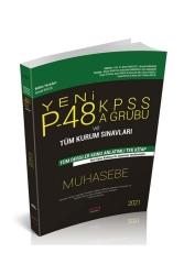 Savaş Yayınevi - Savaş Yayınları 2021 P48 KPSS A Grubu Muhasebe Konu Anlatımlı