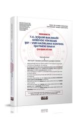 Savaş Yayınevi - Savaş Yayınları 2021 Son Nokta T.C. İçişleri Bakanlığı GYS Şef-Veri Hazırlama Kontrol İşletmeni Sınavı Çalışma Kitabı