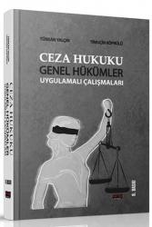 Savaş Yayınevi - Savaş Yayınları Ceza Hukuku Genel Hükümler Uygulamalı Çalışmaları