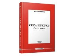 Savaş Yayınevi - Savaş Yayınları Ceza Hukuku Özel Kısım