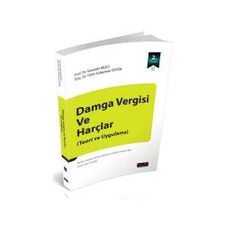 Savaş Yayınevi - Savaş Yayınları Damga Vergisi ve Harçlar (Teori ve Uygulama) 2. Baskı