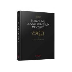 Savaş Yayınevi - Savaş Yayınları İş Kanunu ve Sosyal Güvenlik Mevzuatı ve İlgili Kanunlar Ocak 2018