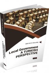 Savaş Yayınevi - Savaş Yayınları Local Government A Turkish Perspective
