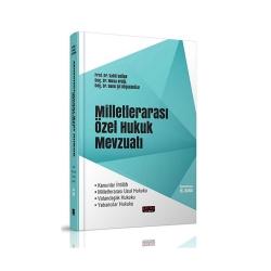 Savaş Yayınevi - Savaş Yayınları Milletlerarası Özel Hukuk Mevzuatı