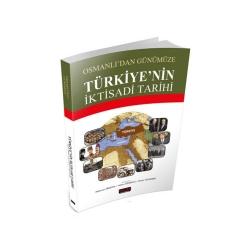 Savaş Yayınevi - Savaş Yayınları Osmanlı'dan Günümüze Türkiye'nin İktisadi Tarihi
