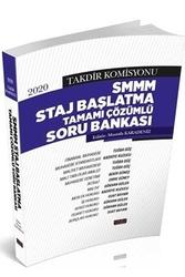 Savaş Yayınevi - Savaş Yayınları SMMM Staj Başlatma Tamamı Çözümlü Soru Bankası