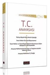 Savaş Yayınevi - Savaş Yayınları Son Değişikliklerle T.C. Anayasası