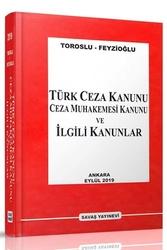 Savaş Yayınevi - Savaş Yayınları TCK CMK ve İlgili Kanunlar