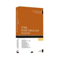 Savaş Yayınevi - Savaş Yayınları Türk İdari Yargılama Hukuku