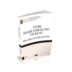 Savaş Yayınevi - Savaş Yayınları Türk İdari Yargılama Hukuku Pratik Çalışma Kitabı