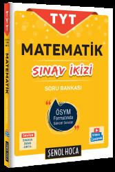 Şenol Hoca Yayınları - Şenol Hoca Yayınları TYT Matematik Sınav İkizi Soru Bankası