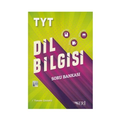 Seri Yayınları TYT Dil Bilgisi Soru Bankası