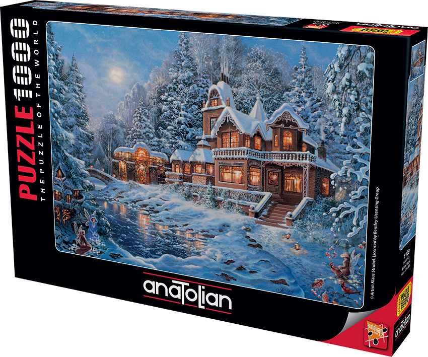 Anatolian - Sihirli Kış/ Winter Magic