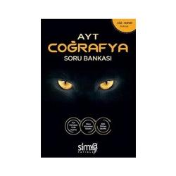 Simya Yayınları - Simya Yayınları AYT Coğrafya Soru Bankası