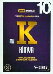 Sınav Dergisi Yayınları - Sınav Yayınları 10.Sınıf Kimya Soru Bankası