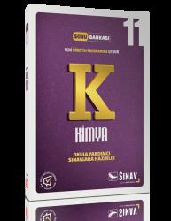 Sınav Dergisi Yayınları - Sınav Yayınları 11. Sınıf Kimya Soru Bankası