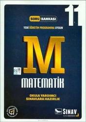 Sınav Dergisi Yayınları - Sınav Yayınları 11. Sınıf Matematik Soru Bankası