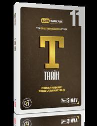 Sınav Dergisi Yayınları - Sınav Yayınları 11. Sınıf Tarih Soru Bankası