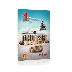 Sınav Dergisi Yayınları - Sınav Yayınları 11. Sınıf Tüm Dersler Eşit Ağırlık Sözel Konu Anlatımlı