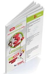 Sınav Dergisi Yayınları - Sınav Yayınları 3. Sınıf Tüm Dersler Yaprak Test