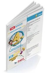 Sınav Dergisi Yayınları - Sınav Yayınları 4. Sınıf Tüm Dersler Yaprak Test