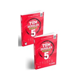 Sınav Dergisi Yayınları - Sınav Yayınları 5. Sınıf Tüm Dersler Konu Soru Seti