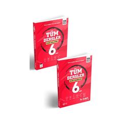 Sınav Dergisi Yayınları - Sınav Yayınları 6. Sınıf Tüm Dersler Konu Soru Seti
