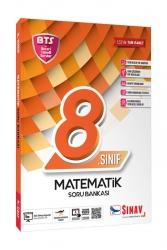 Sınav Dergisi Yayınları - Sınav Yayınları 8. Sınıf LGS Matematik Soru Bankası