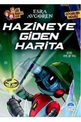 Martı Yayınevi - Sır Muhafızları Hazineye Giden Harita Martı Yayınları