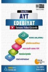 Sıradışıanaliz Yayınları - Sıradışıanaliz Yayınları AYT Edebiyat Tamamı Video Çözümlü Soru Bankası