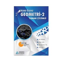 Sıradışıanaliz Yayınları - Sıradışıanaliz Yayınları AYT Geometri 2 Konu Özetli Tamamı Çözümlü Soru Bankası