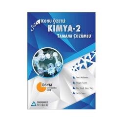 Sıradışıanaliz Yayınları - Sıradışıanaliz Yayınları AYT Kimya 2 Konu Özetli Tamamı Çözümlü Soru Bankası