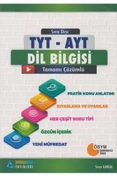 Sıradışıanaliz Yayınları - Sıradışıanaliz Yayınları Dil Bilgisi Tamamı Çözümlü Konu Anlatımlı Soru Bankası
