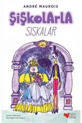 Can Çocuk Yayınları - Şişkolarla Sıskalar Can Çocuk Yayınları
